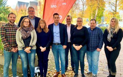 Lüner Sozialdemokraten stellen die Weichen für das neue Jahrzehnt
